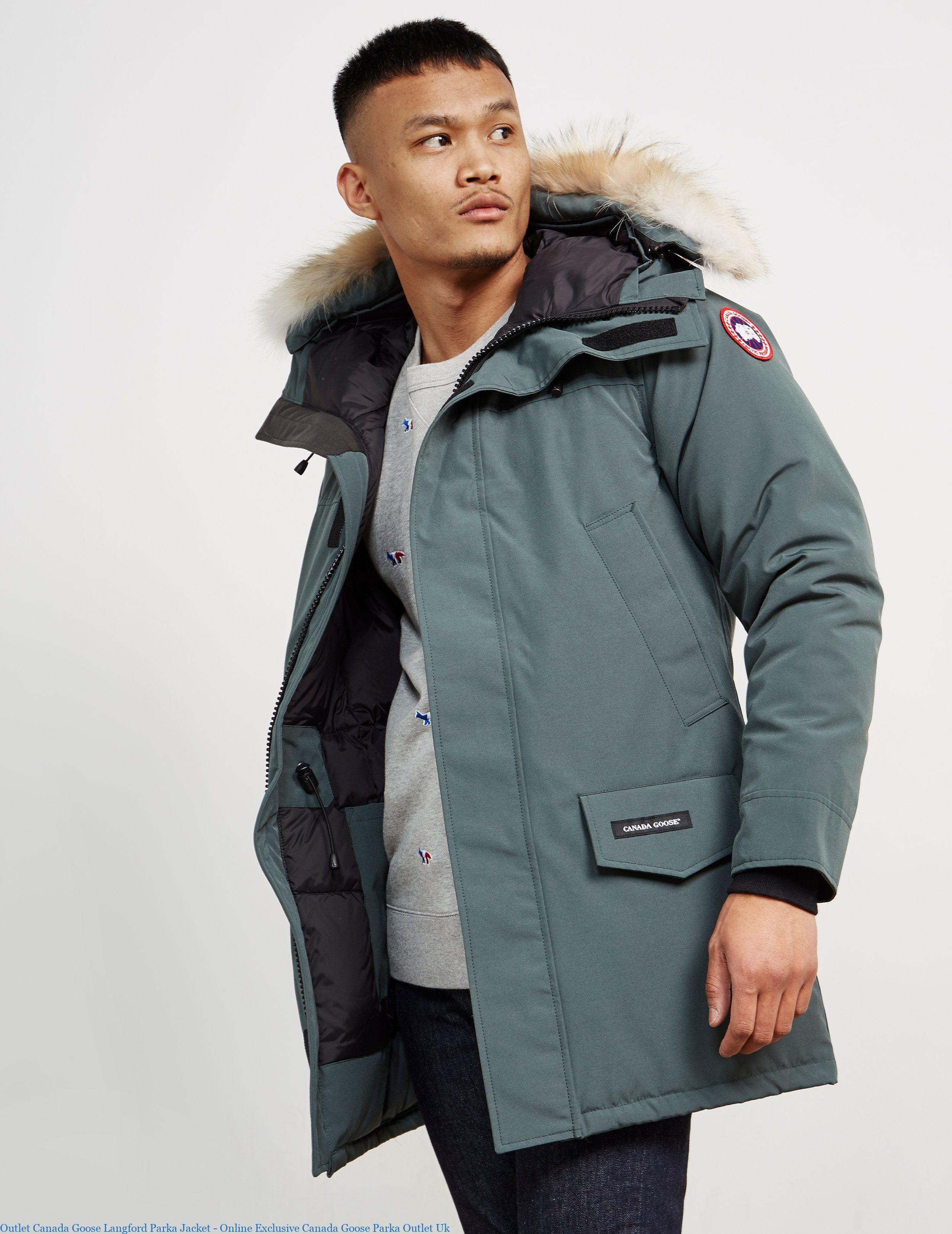 canada goose jacket outlet online
