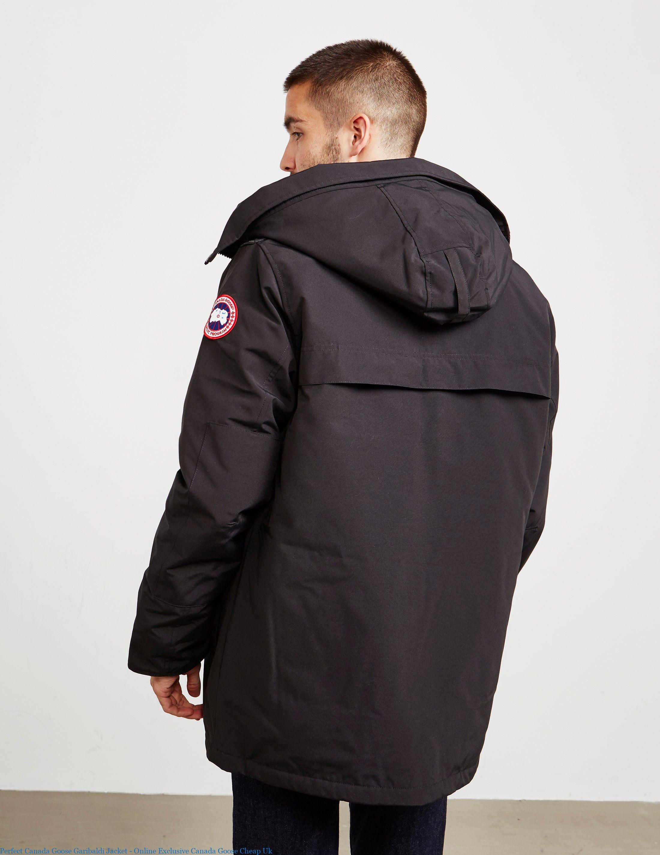 Perfect Canada Goose Garibaldi Jacket – Online Exclusive