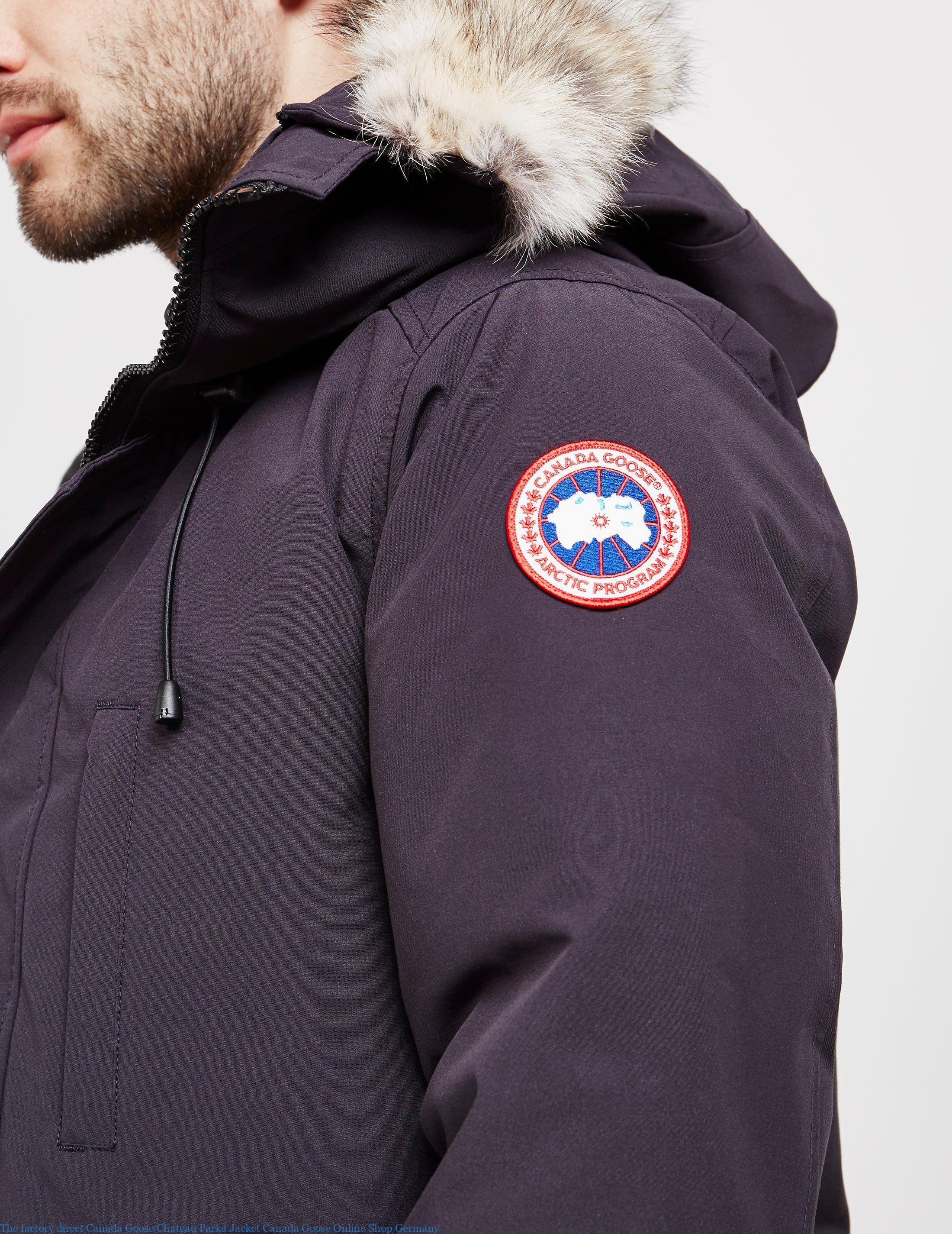 canada goose jacket factory